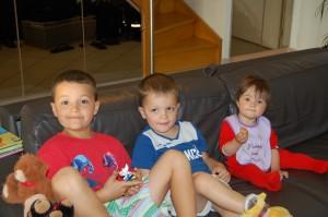 Les 3 cousins